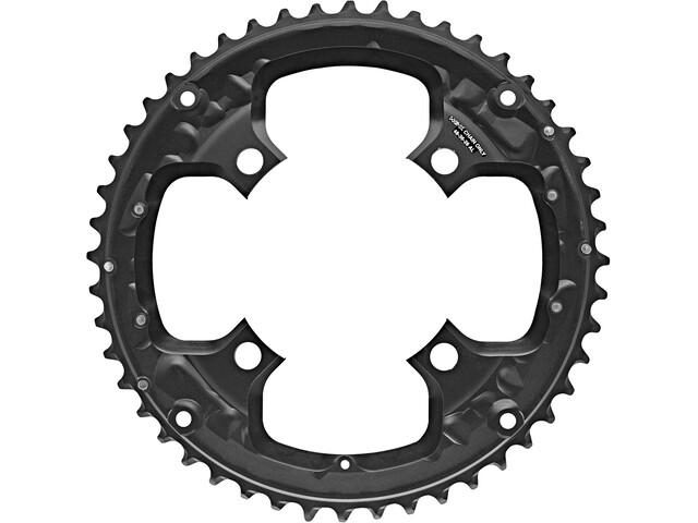 Shimano Deore FC-T6010 Kettenblatt für Kettenschutzring 10-fach AL schwarz